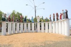 1º santuário sincrético e ecológico