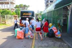 6 dia de entrega caravana de natal fauers 2018