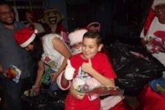 6º dia da Caravana de Natal FAUERS