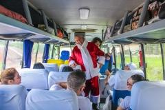 8 dia de entrega caravana de natal fauers 2018