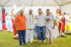 FAUERS NO RÉVEILLON 2019 NA ORLA DO GASOMETRO