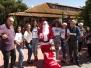FAUERS participou da festa de natal da empresa de Ônibus Jorge Cidade